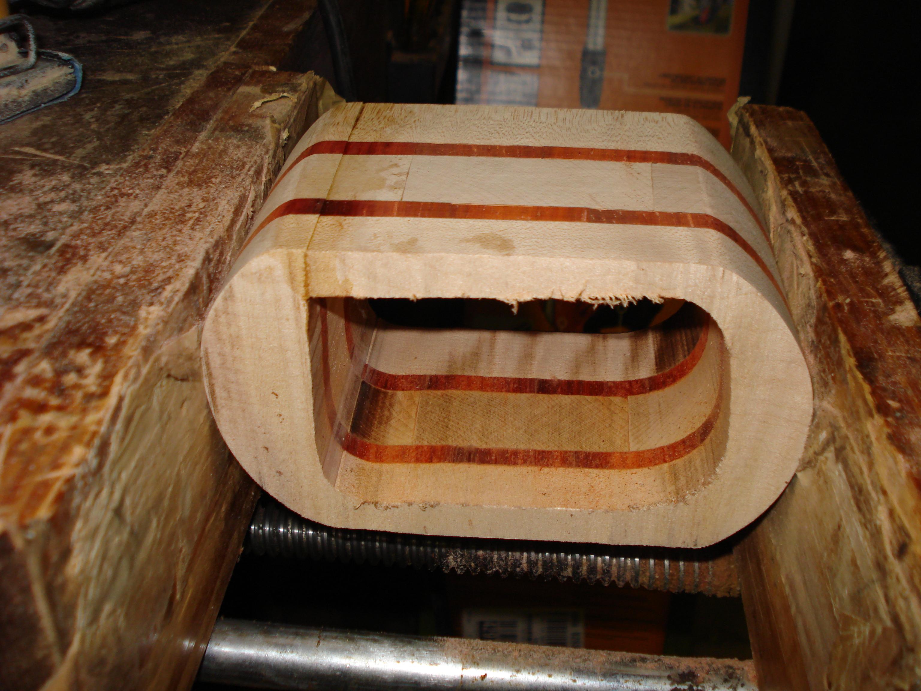 Bandsaw Box Instructions