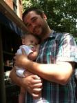 Sawyer loves Uncle Matt