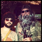Allen and Phil Robertson